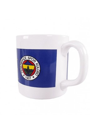 Fenerbahçe Taraftar Kupa Seramik Bardak Lisanslı