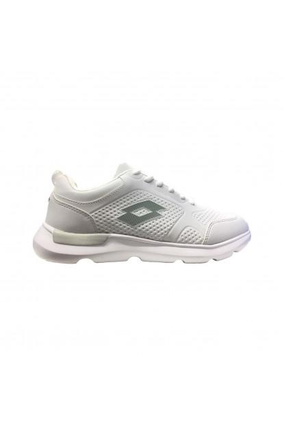 Lotto T0649 Korma Beyaz Erkek Yürüyüş Ve Spor Ayakkabı Beyaz