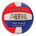 Altis İki Poly Koton Katmanlı Altis Game-On Voleybol Topu Kırmızı