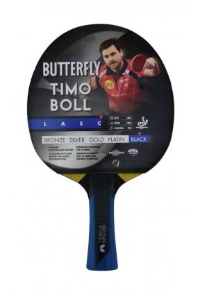 Timo Boll Black Masa Tenisi Raketi 85031