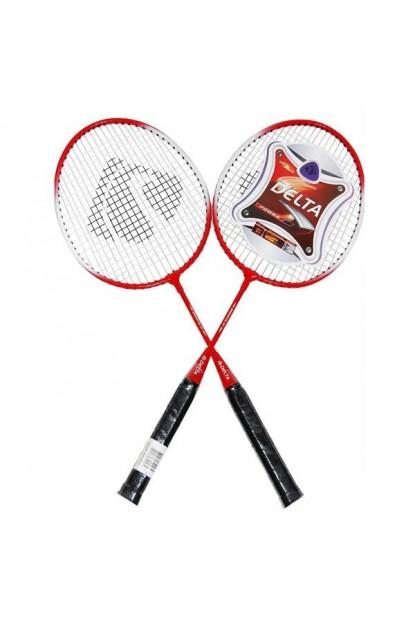 Delta Çocuk Badminton Çiftli Raket Seti ( Çantalı ) - Bj 105