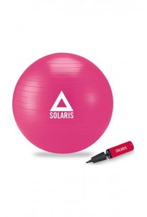 Solaris 65 cm Pilates Topu ( Pompa Dahil ) SLR 114 PLTS-TP-65CM