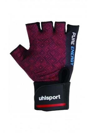 Uhlsport Body Ağırlık Eldiveni Siyah Kırmızı - FGL-1020