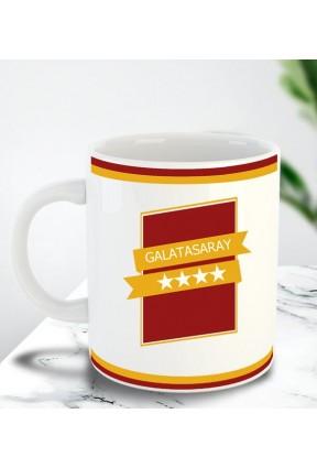Galatasaray Taraftar Kupa Seramik Bardak