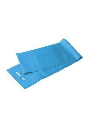 Delta Pilates Bandı Orta Sert 150 x 15 cm Egzersiz Direnç Lastiği PN 313