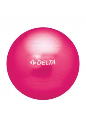 Delta 65 cm Fuşya Dura-Strong Deluxe Pilates Topu DS 3877