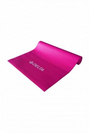 Delta Deluxe 6 mm PVC Pilates Minderi Yoga Mat Egzersiz Minderi DS 2039