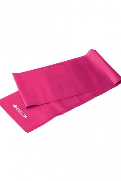 Pilates Bandı Orta Sert 120 x 15 cm Egzersiz Direnç Lastiği DS 9850