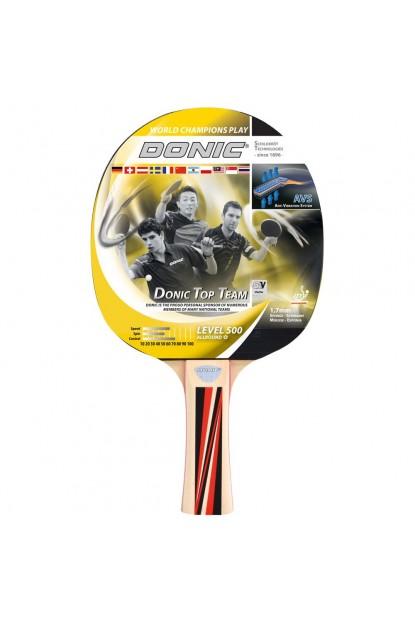 Donic Top Team Level-500 Masa Tenisi Raketi