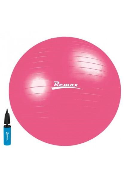 Remax 75 Cm Pilates Topu + Dual-Way Pompa - Rmx 1075