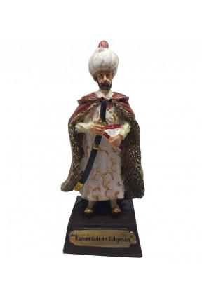 Kanuni Sultan Süleyman Figürü