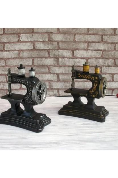 Dikiş Makinesi Görünümünde Kumbara
