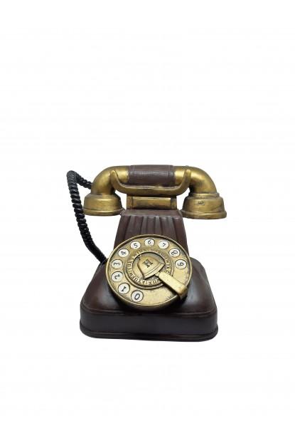 Ev Telefonu Şeklinde Kumbara