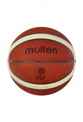 Molten B7g5000 Fıba Onaylı Deri No 7 Basketbol Maç Topu