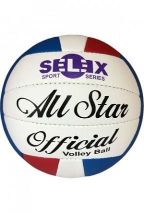 SELEX All Star Renkli Voleybol Topu