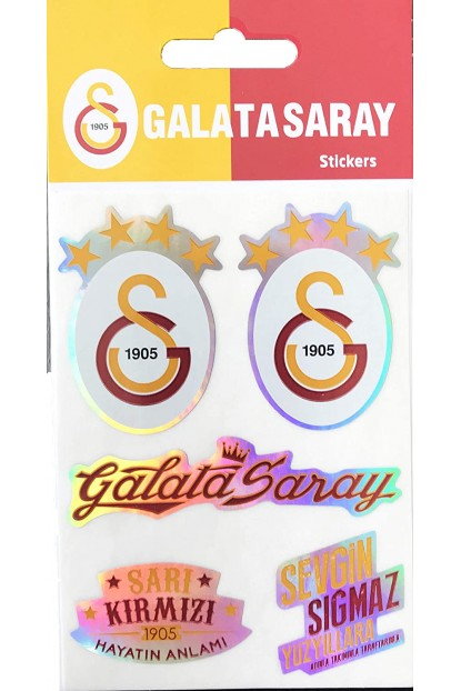Lisanslı Galtasaray Sticker