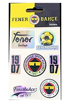 Lisanslı Trabzon Spor Sticker