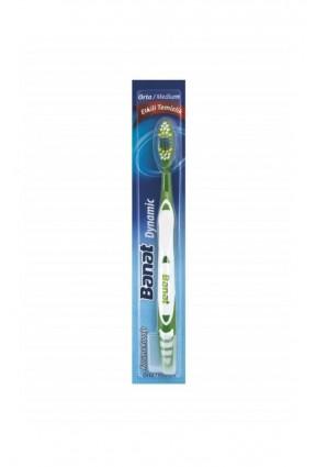 Banat Diş Fırçası Dynamic Orta/medıum Etkili Temizlik
