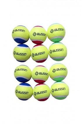 Busso 12'li Tenis Topu (CB-20) CB20