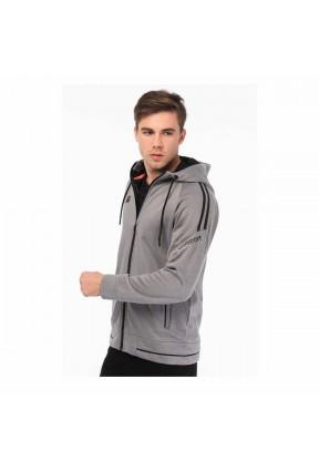 Uhlsport 1101882 Erkek Sweatshirt Kapşonlu Marcello (XXL)