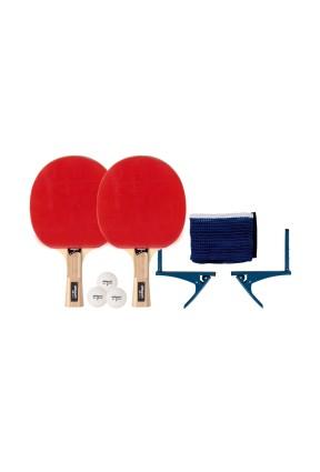Uhlsport TTS-1010 Masa Tenisi Raket Set