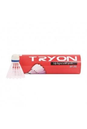 Tryon BT-25 6lı Badminton Topu