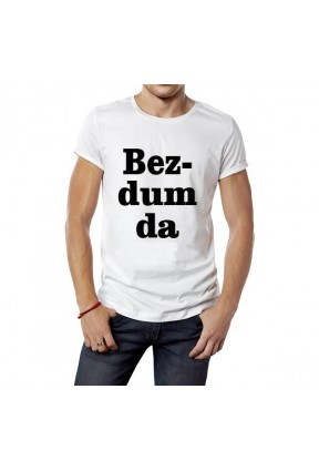 Özel Baskı Bezdum Tişört Dijital Baskı Kişiye Özel Tişört