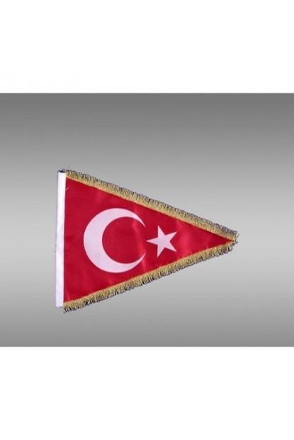 Türk Bayrağı Üçgen Bando Trampet için