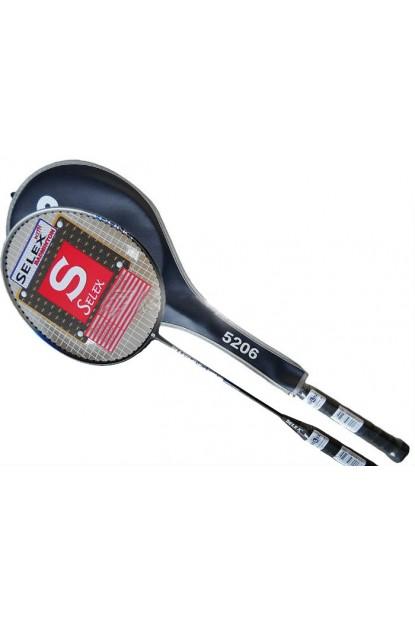 Selex 5206 Alüminyum Badminton Raketi Ücretsiz Kargo
