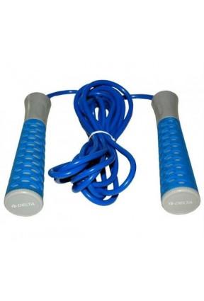 Delta Rulmanlı Mavi Atlama İpi - DS 3088