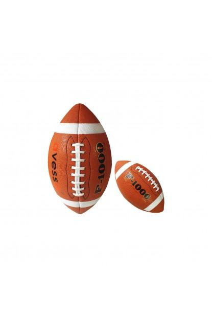 Avessa AF-1000 Deri Profesyonel Amerikan Futbol Topu