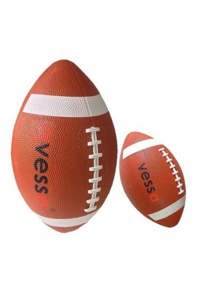 Avessa Amerikan Futbol Topu Kauçuk Amerikan Topu Ücretsiz Kargo