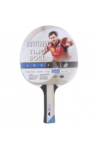 Butterfly Timo Boll Platium ITTF Onaylı Masa Tenisi Raketi