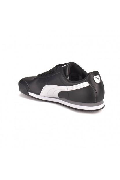 Puma Roma Basic Black White 353572 11 Yürüyüş & Koşu