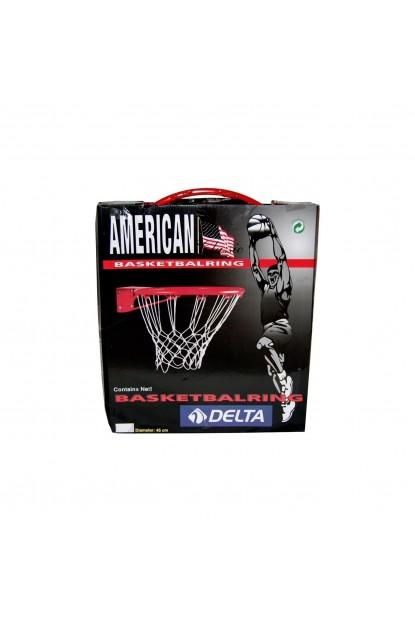 Delta DS 1602 Deluxe Basketbol Çemberi ve Filesi