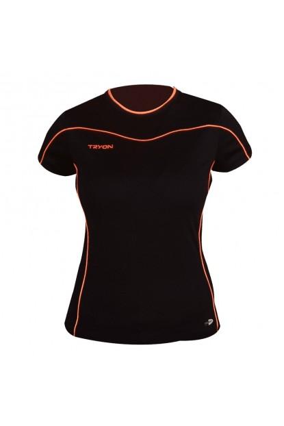 Tryon Basic T-Shirt Kadın Easy Spor