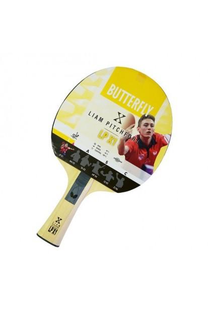 Butterfly 85080 Liam Pitchford LP X1 ITTF Onaylı Masa Tenisi Rak