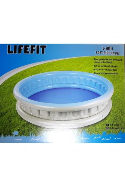 Lifefit L-900 Soft Side Havuz 188 X 46 CM