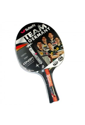 Butterfly 85090 Team Germany Concept Masa Tenisi Raketi