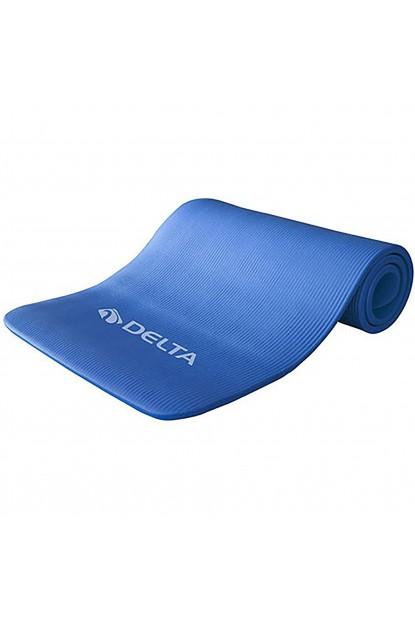 Delta 10 mm Kalınlık Özel Sırt Askılı Deluxe Yoga Minderi 1cm